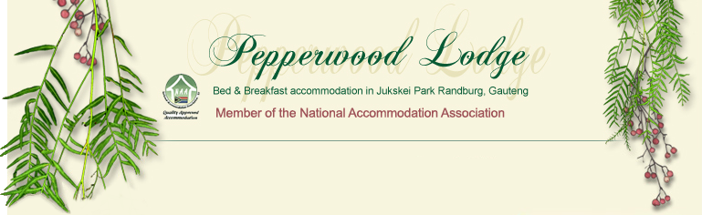 Pepperwood Lodge Logo
